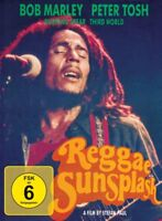 REGGAE SUNSPLASH 2,Bob Marley, Peter Tosh, Burning Spear,Third World  DVD NEW+