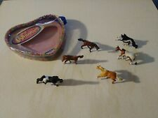 Breyer horse Mini Whinnies 6 Mares, No. 300101, 2005