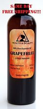 GRAPEFRUIT ESSENTIAL OIL by H&B Oils Center AROMATHERAPY 100% PURE 12 OZ