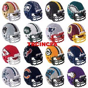 NFL BRXLZ Team Helmet 3-D Construction Block Set, PICK YOUR TEAM, Free Ship!