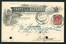 Italia Regno - Isola Superiore (Lago Maggiore/ Stresa) - negoziante in pesce