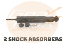 2 NEW REAR OIL SHOCK ABSORBERS FOR FIAT UNO (146) 01.1983-> /GH-302386K/