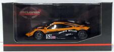 Véhicules miniatures orange sous boîte fermée pour McLaren