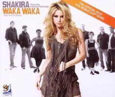 Shakira Waka waka.. (2010; 2 versions, & Freshlyground) [Maxi-CD]