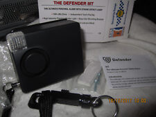 PERSONAL PANIC ATTACK ALARM TORCH SECURED BY DESIGN THE DEFENDER IIIT BRAND NEW
