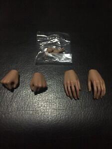 HOT TOYS MMS310 IRON MAN 3 Pepper Potts 1/6 Scale 2 Pairs Of Hands