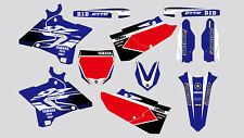 YAMAHA YZ 125-250 2015-2019 DECAL STICKER GRAPHIC KIT