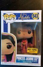 Funko Pop! Disney Aladdin Princess Jasmine Desert Moon Hot Topic Exclusive #543