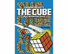 The Cube by Takamitsu Usui Magic Trick Close Up Street Parlor Stage Rubiks Party