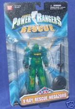 "Power Rangers Lightspeed Rescue 5"" X-RAY Megazord New Factory Sealed 2000"