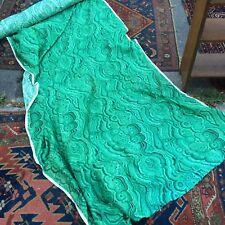 RARE! Vintage Malachite Fabric - Tony Duquette - Schumacher, Scalamandre quality