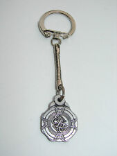 ELECTRIC LIGHT ORCHESTRA-1980's Rare Promotional Silver key chain Jeff Lynne ELO