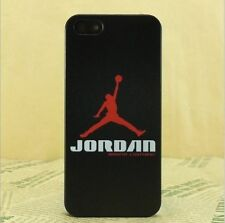 NEW AIR JORDAN LOGO JUMP Michael SOFT Case For Apple IPhone 5/5S . 5SE & 6/6S
