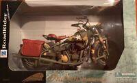 New Ray Road Rider Indian Motorcycle Army Camo NIB