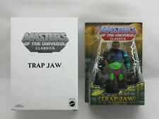 MOTU,MOTUC,TRAP JAW,MASTERS OF UNIVERSE,CLASSICS,HE-MAN,Sealed,MOC