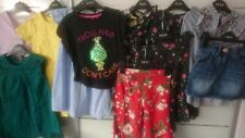 11x NEXT SPRING SUMMER BUNDLE OUTFITS GIRL TOPS DRESSES  3 YRS 3-4 YRS 4-5 Y