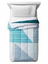 Room Essentials Comforter - Teal Blue - Size: Twin XL - NEW
