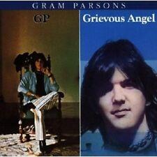 GRAM PARSONS - GP/GRIEVOUS ANGEL  CD NEU