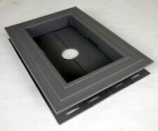 Recessed Split Mount Vinyl Mounting Block Gray Z15358 #7i0