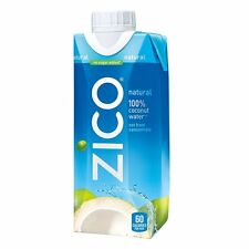 ZICO Natural Coconut Water,11.2 fl. oz. (Pack of 12)