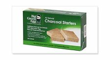 Big Green Egg All Natural Charcoal Starters - 24 cubes Free Shipping