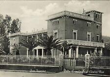 2400-( MERCATO) SAN SEVERINO, VILLA ERMELINDA DI GIULIO RISI, SALERNO, 1956