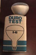 DURO TEST Long life 7000 Hour R40 Mogul Base 500 Watt Light Bulb( Free Shipping)