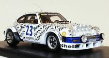 Coches de carreras de automodelismo y aeromodelismo Spark color principal azul Porsche