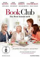Book Club [DVD/NEU/OVP] Jane Fonda, Diane Keaton, Don Johnson, Andy Garcia, ...
