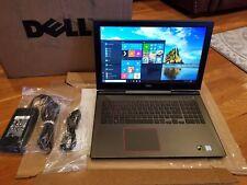 "Dell Inspiron 15 7577 15.6"" i7-7700HQ, GTX 1060, 16GB, 512GB PCIe SSD + 1TB, 4K"