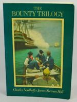 Bounty Trilogy by James Norman Hall and Charles Nordhoff (1985, Paperback)