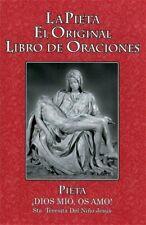 La Pieta - LETRA GRANDE- Libro De Oraciones (Con15 Oraciones de Santa Brigida++)