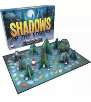 ThinkFun Shadows in The Forest Play in The Dark Board Game for Kids and Families