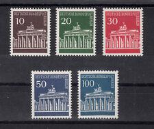 5947 ) Germany Stamps 1966 - Brandenburg Gate  MNH / mint never hinged
