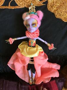 Monster high doll ooak repaint custom Circus girl