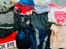 Girls clothing lot dresses, tops sweaters 8-10