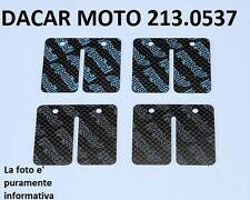 213.0537 SET LAMELLE IN CARBONIO MOTORI DERBI - XP65R POLINI