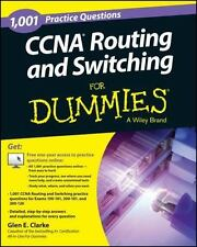1,001 CCNA Routing and Switching Practice Questions For Dummies (+ Free Online