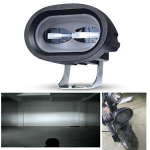 1X 20W LED Work Light Bar Pods Spot Lamp Driving Fog SUV Motorcycle ATV Off Road