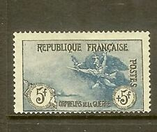 "FRANCE STAMP TIMBRE N° 155 "" ORPHELINS DE GUERRE 5F+5F MARSEILLAISE"" NEUF x TB"