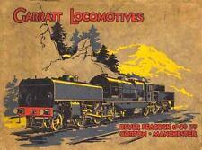 Garratt Locomotives by  , Paperback