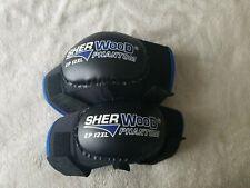 New listing Sherwood Phantom Ep 12 Xl Junior Hockey Elbow Guard Pad Superb Condition