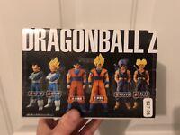 Dragonball Z 6 Piece Original Color Special NEW