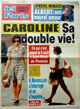 1991: CAROLINE_JOE DASSIN_RICHARD DEAN ANDERSON_PASCALE PETIT_JEAN-CLAUDE PASCAL