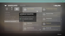 Destiny 2 - Garden of salvation - (PC & PS4 Only)