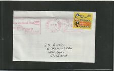 RARE New Zealand 2001 Petes Post Warehouse Stationery 40 Cent Cover Mint