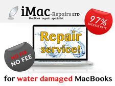 Apple Macbook Pro Laptop Faulty / Water Damage Repair Service - No Fix / No Fee!