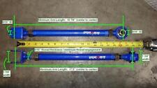 MEGAN RACING REAR TRACTION RODS FOR 92-00 LEXUS SC300 / SC400 Z30 2JZ-GE 1UZ-FE