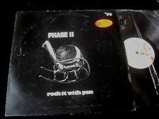 PHASE II/ROCK IT WITH PAN/RARE STEEL DRUM/STAN CHAMAN/SEMP STUDIOS TRINITAD