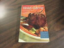 Wild Game Cookbook Carol Ann Shipman Spiral 2004 FREE SHIP 0888395116